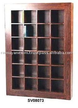 Wooden Cd Dvd Storage Cabinet Shelf Stand Holder Product On Alibaba
