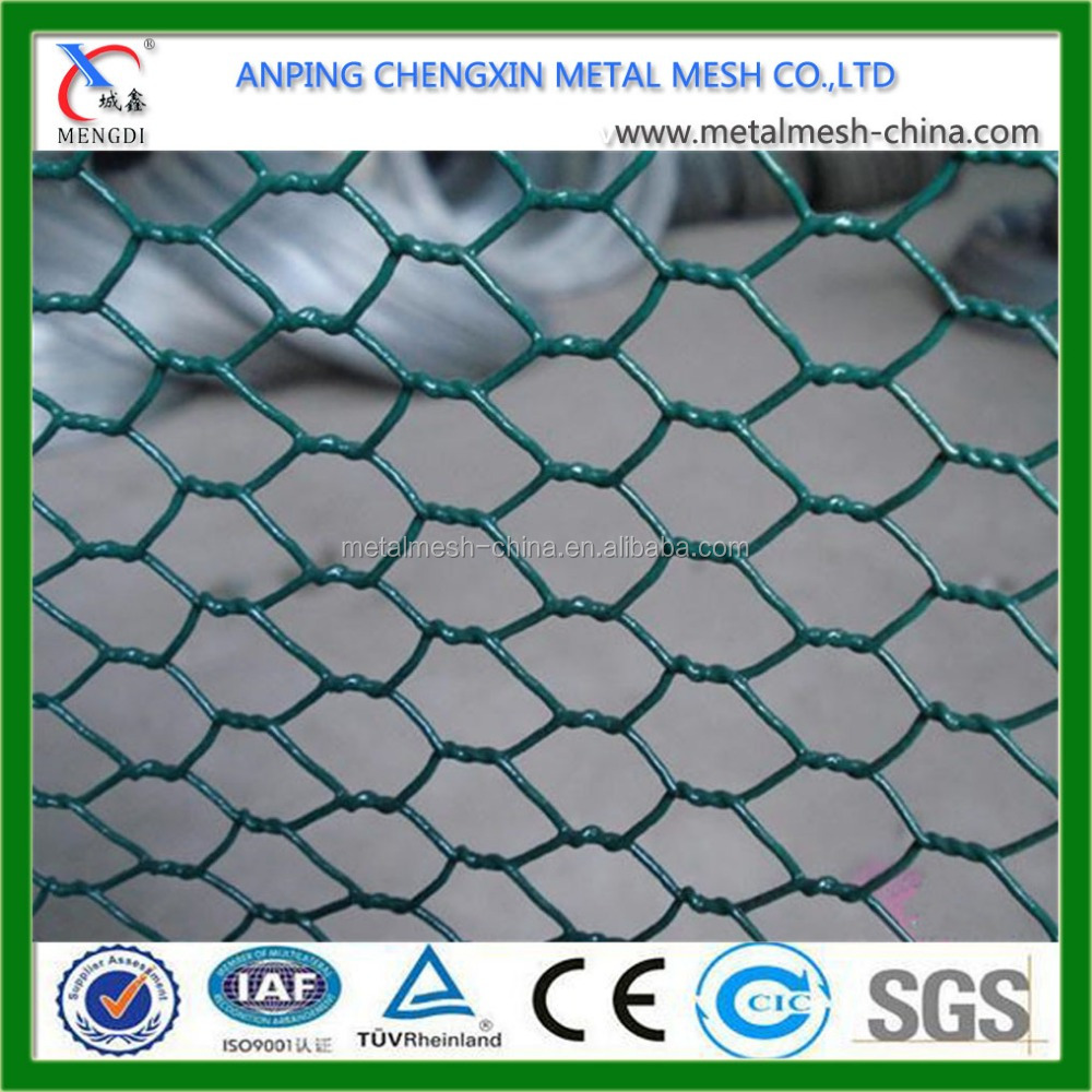 "1/4"" chicken wire Hexagonal wire mesh"