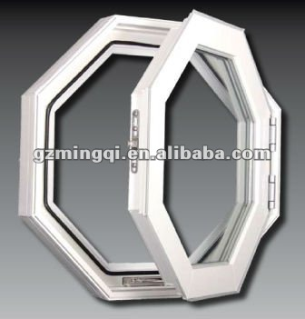 Cat Octagonal Vinyl Window Frame Home House Windows Product On Alibaba