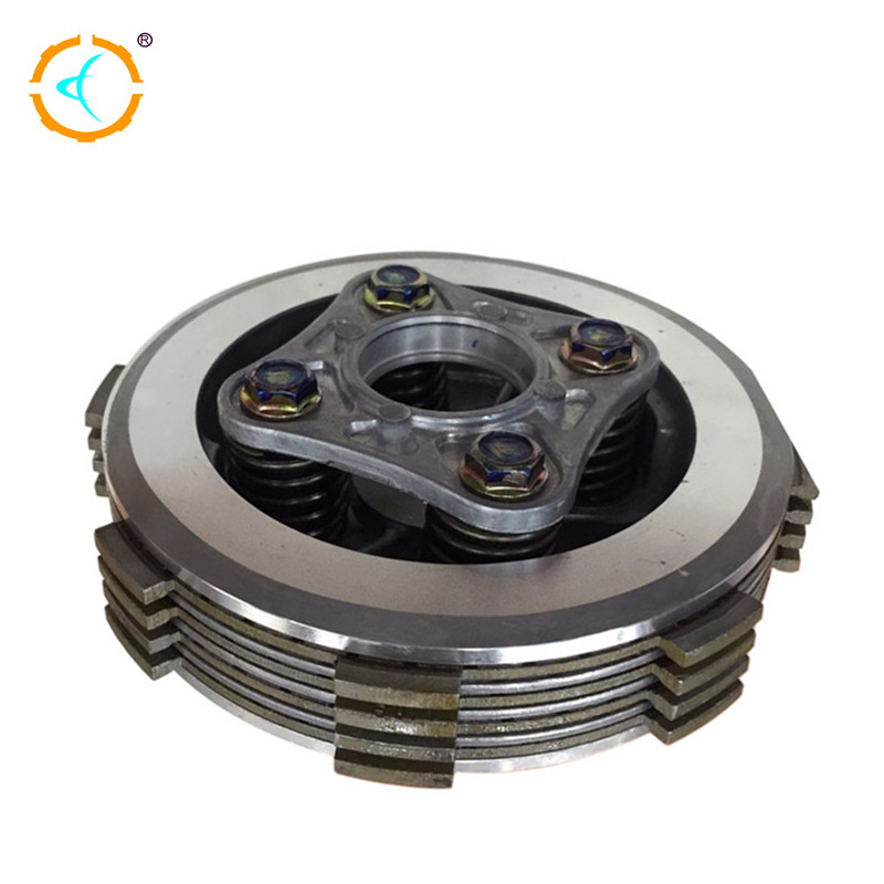 Motorcycle Parts Clutch Pressure Plate Cover Assembly TVS Star