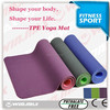 WINMAX NEW wholesales 100% TPE yoga mat bag included