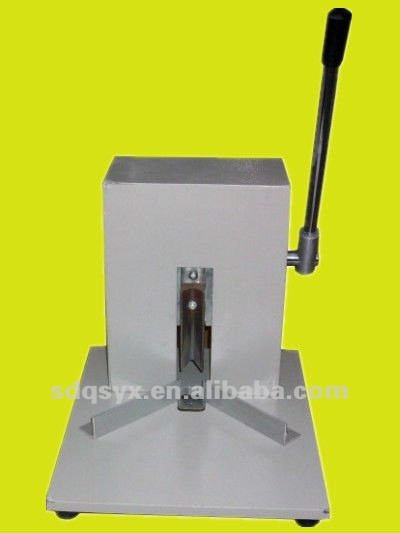 manual album book round corner cutting machine