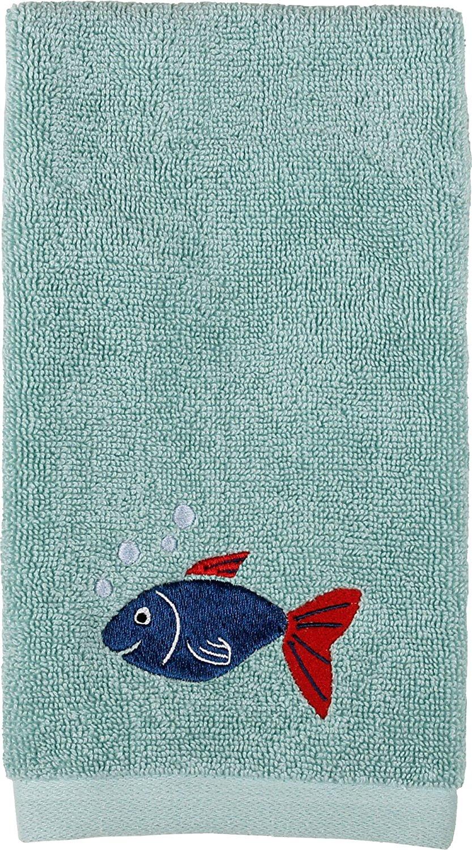 Saturday Knight Set Sail Bath Towel Collection Bath Towel Blue