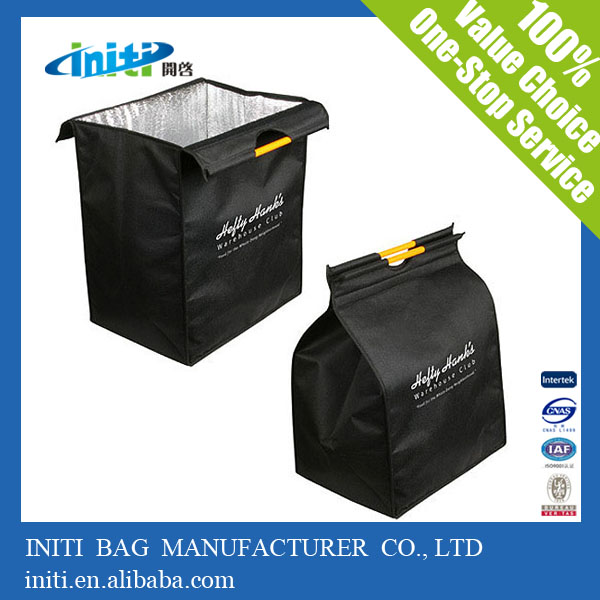 Customized Cheap insulated lunch cooler bag /over shoulder cooler bags