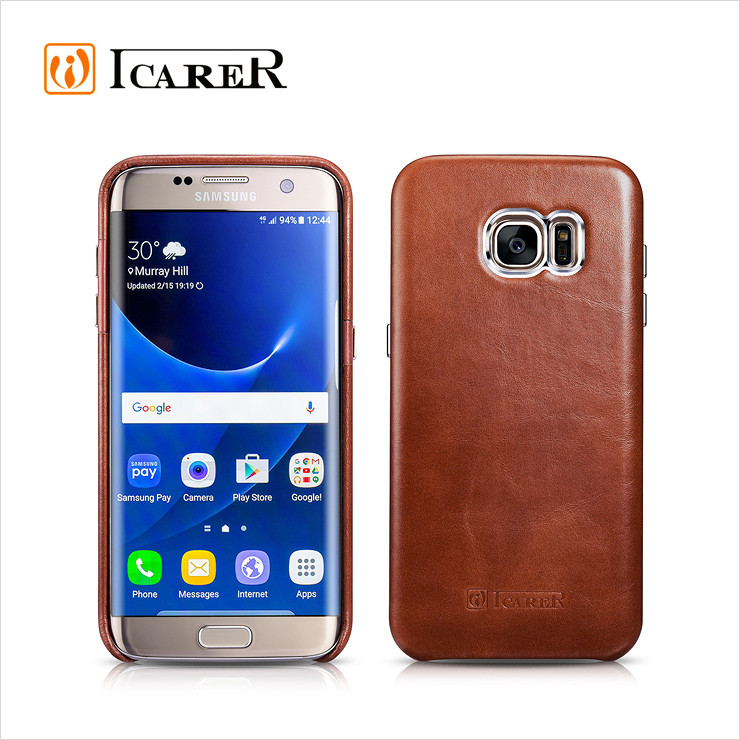 High Quality Back Phone Case <strong>Cover</strong> for Samsung Galaxy s7 Edge