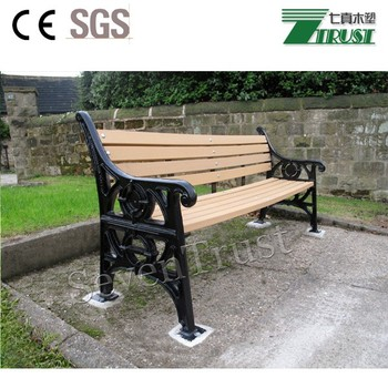 Seven Trust Sale Used Outdoor Wpc Wooden Benches For Park Buy Wpc Garden Chairspatio Storage Benchesmodern Park Bench Product On Alibabacom