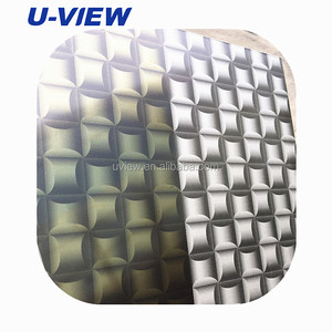 3D etching decorative stainless steel cladding sheet for decoration