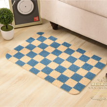 Fashion anti-slip and waterproof custom printed mat