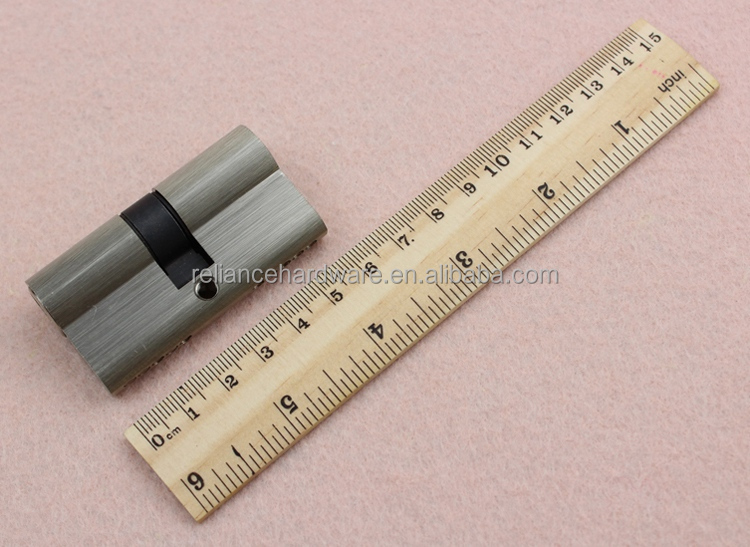 Top quality lock cylinder types cylinders for exterior door lock