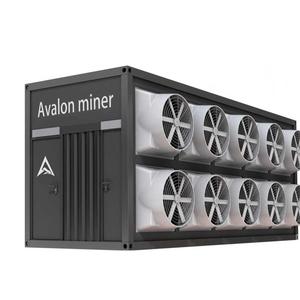 Bitcoin miner container box mobile farm for mining machine