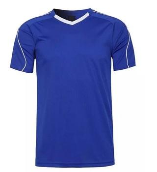 Cheap Royal Blue Soccer Jersy Plain Soccer Jersey - Buy Plain Soccer ... 199640a51