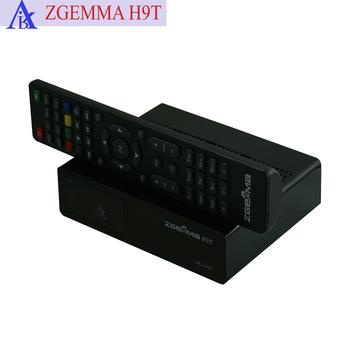 European Hot Sale 4k Uhd Tv Box Zgemma H9t Qt Stalker Iptv Box With One  Dvb-t2/c Hybrid Tuner - Buy Zgemma H9t Cable Receiver,4k Uhd Set Top