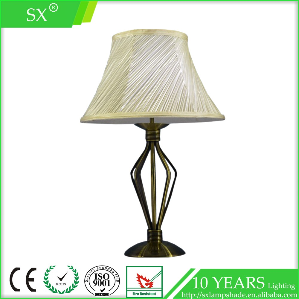 Swirl pleated silk material bell wire frames wholesale bracket lamp swirl pleated silk material bell wire frames wholesale bracket lamp shade greentooth Image collections