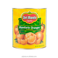 Famous Canned Fruit Brands in China Orange in Syrup