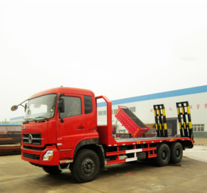 China Manufacturer Multi-functional Emergence Vehicles Flatbed Tow Truck For Sale Philippines