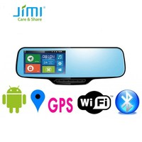Open source Android 4.4 system JC900 bluetooth 1080p a8 car dvr dash cam