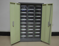 warehouse used steel storage cabinets