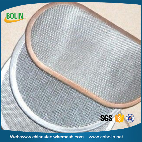 High Quality Black Filter Mesh Pack / Black Wire Cloth Filter Disc ...