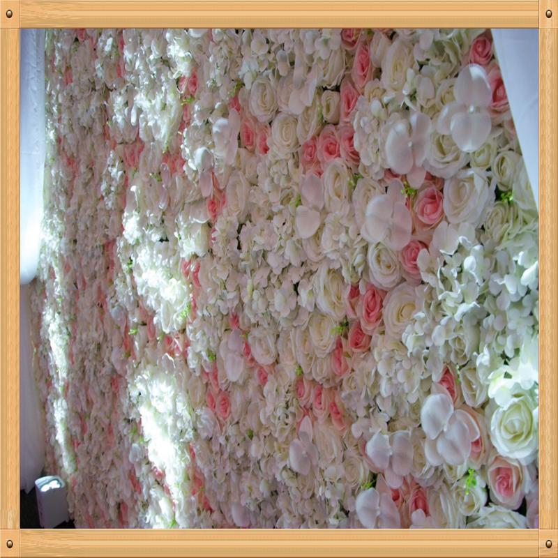 Hochzeit Blume Wand Kunstliche Blumen Wand Hochzeit Buhne Foto