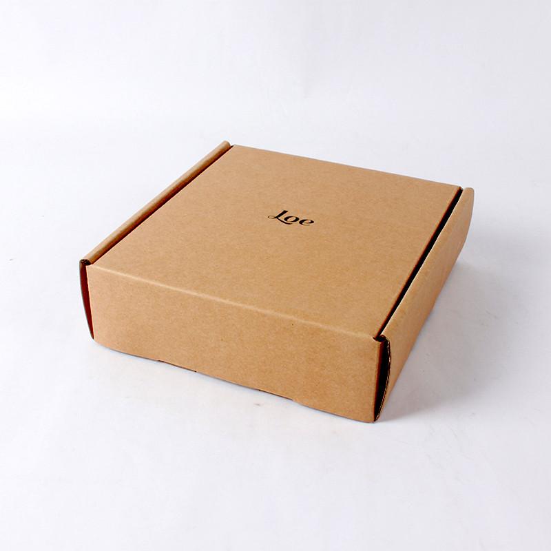 recycle carton box packaging box corrugated shipping box view