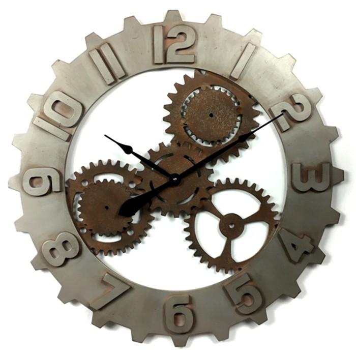 Home Goods Clocks: Clocks Home Decor Wall Vintage Numeral Home Goods Wood