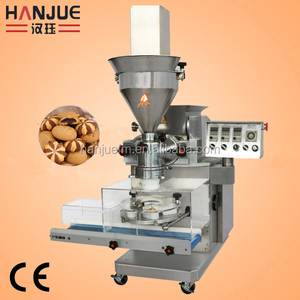 Mini automatic filled cookies makiing machine/filled cookies maker