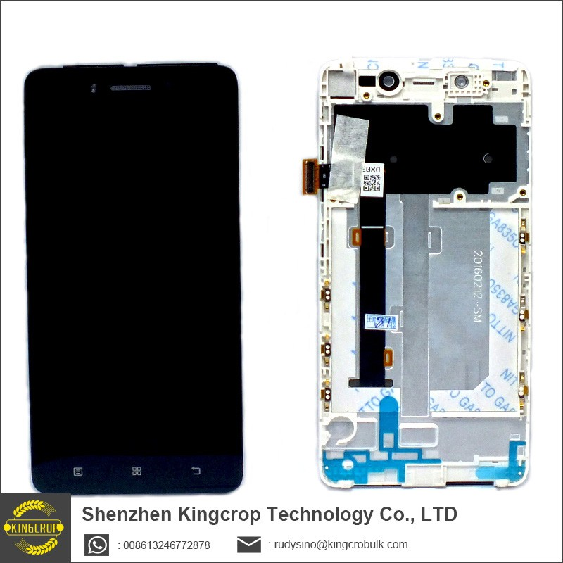 Original New replacement <strong>lcd</strong> For Lenovo S90 <strong>LCD</strong> Display Touch Screen Digitizer Assembly With Frame S90-T S90-U S90-A