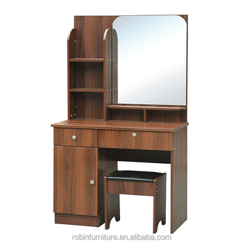 Wooden Dressing Table With Full Length Mirror Buy Wooden Dressing