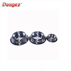hot selling product Good quality embossed Bone print stainless steel dog bowl