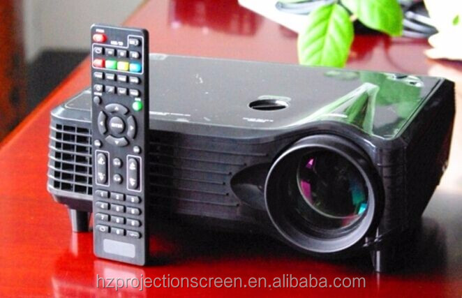 portable 3D HDTV LED Multimedia digital <strong>projector</strong>