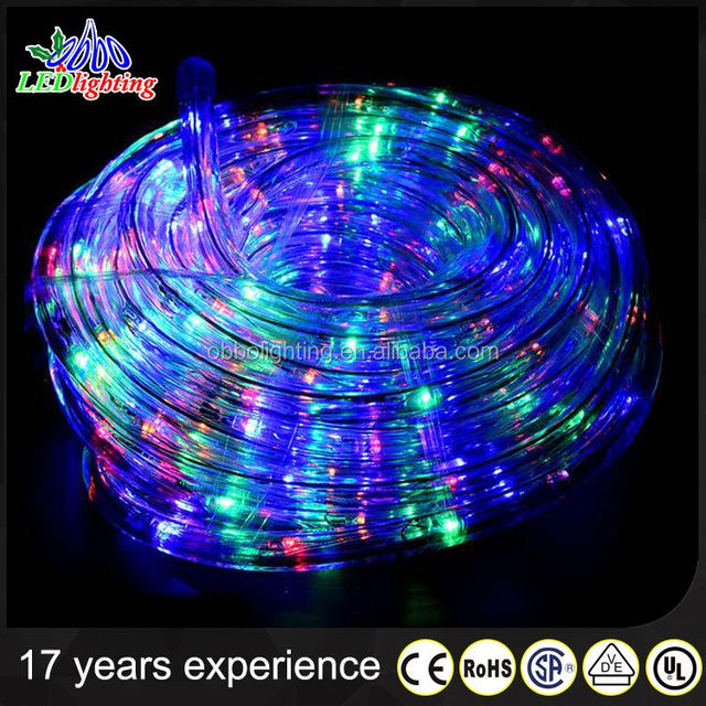 Buy cheap china 5 wire led rope products find china 5 wire led rope wedding decoration 5 wire color changing led rope light aloadofball Gallery