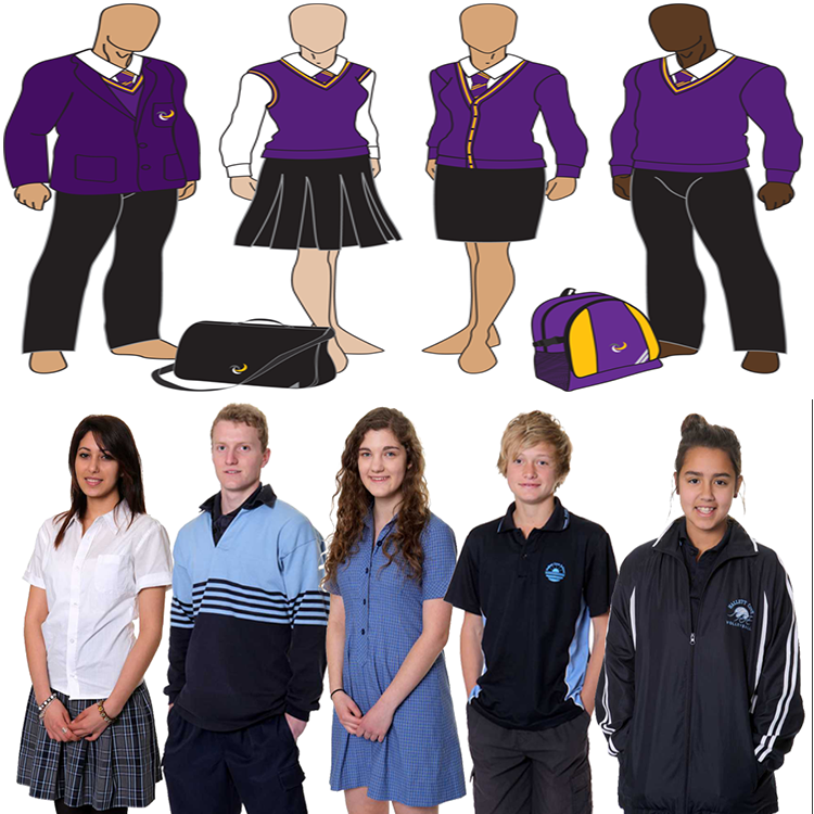 Custom Professional High School Uniforms Wholesale,Primary ...