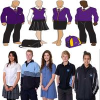 Custom Professional High School Uniforms Wholesale,Primary Kids School Uniforms,Bulk School Uniforms