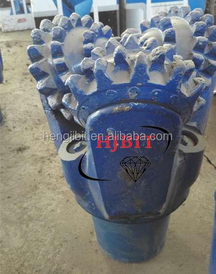 High quality factory price 9in steel tooth old tricone drill bit for drilling/mining/exploring