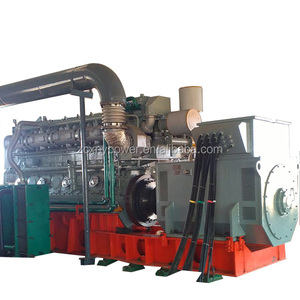 1.2MW wood chip saw dust biomass gasifier power plant for biomass generator