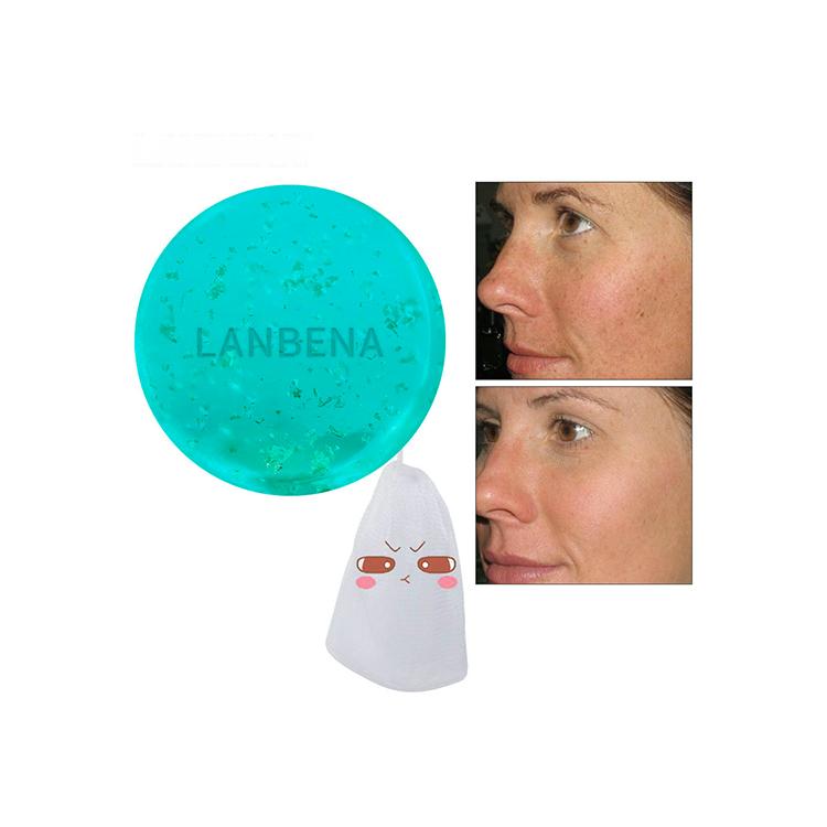 นาฬิกา LANBENA 24 K whitening moisturizing hyaluronic acid สบู่แฮนด์เมดสัปดาห์ข้อเสนอ