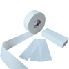 disposable non woven depilatory waxing strip rolls for hair remove