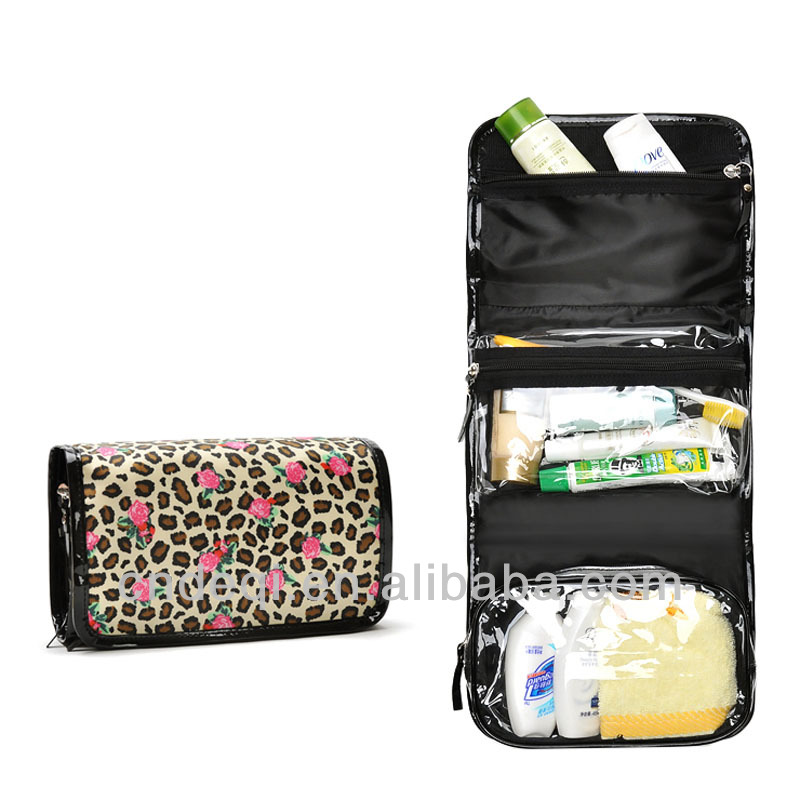 Best Selling Fashion Leopard Roll Up Toiletry Bag - Buy Roll Up ... c2b1f7af51fa8