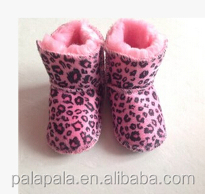 wholesale 10colos Soft baby walking shoes baby snow boots baby moccasins china factory