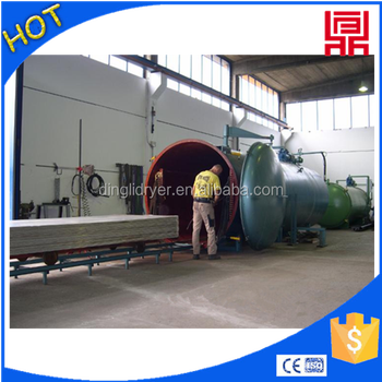 Oak Wood Chips And Lumber Kiln Drying Vacuum Design From China Henan Suppliers