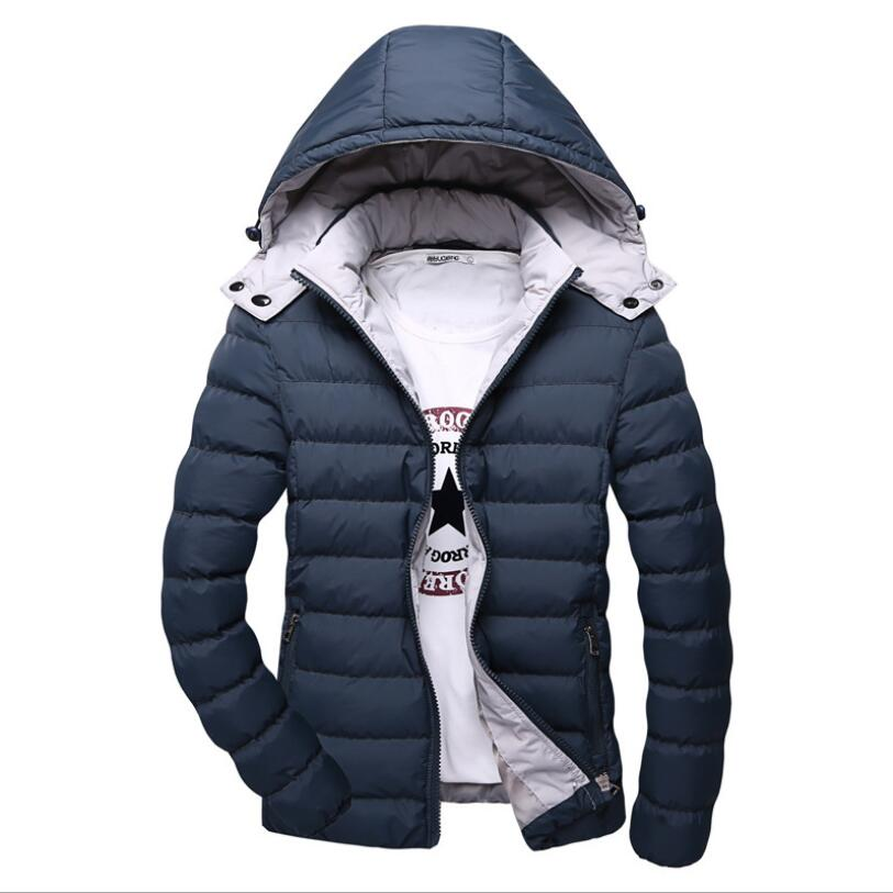 ZY2108A <strong>Winter</strong> Hooded thick cotton <strong>Jacket</strong> <strong>Mens</strong>