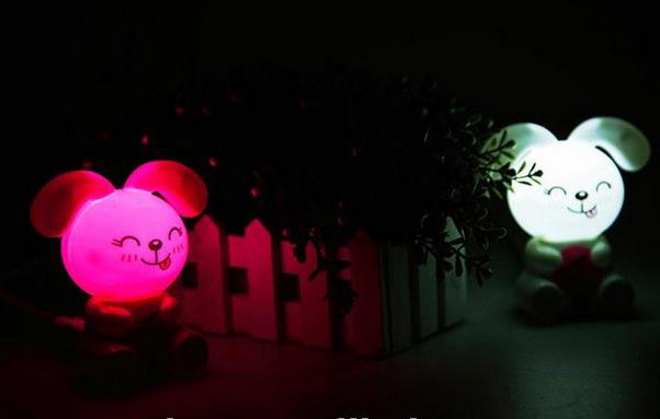 Cute Cartoon Led Night Light Decoration Lamp Infant Baby Kids ...