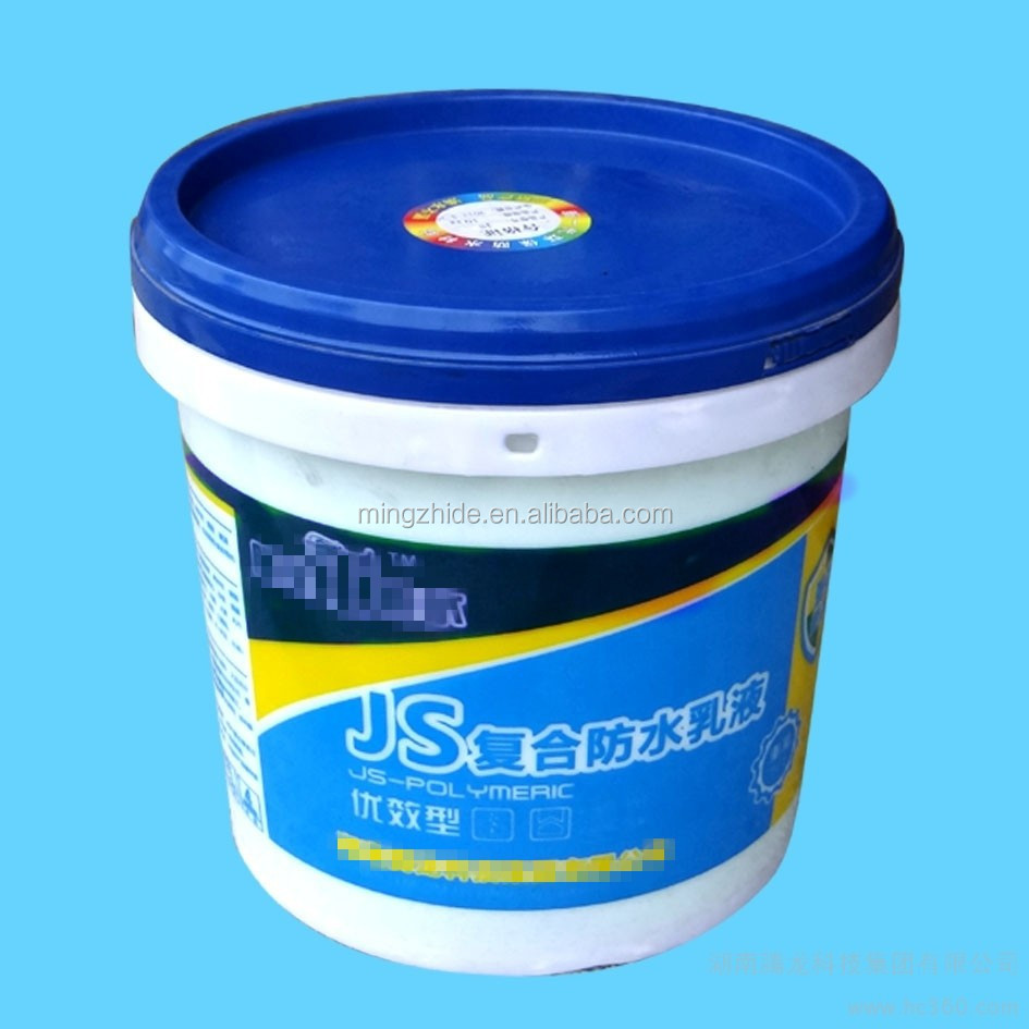 JS polymer cement based waterproof coating