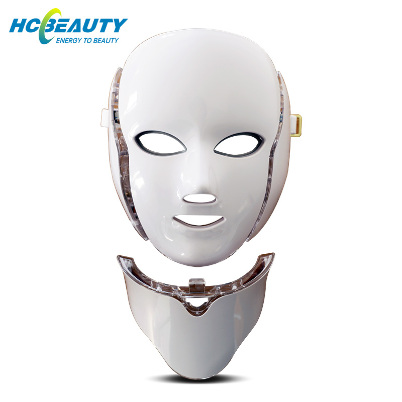 led photon masque facial