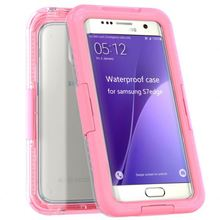 For Samsung S7 EDGE Waterproof Cell Phone Faceplates Covers Cheap