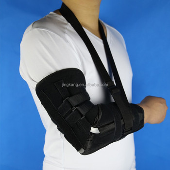 d8a27e5fa4 best quality medical arm sling Orthopedic shoulder immobilizer arm sling  with low price