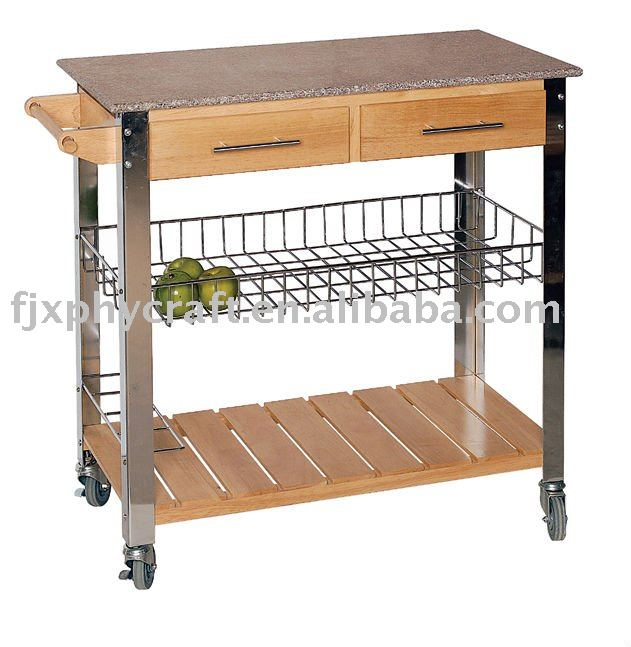 Marble Top Kitchen Trolley Supplieranufacturers At Alibaba