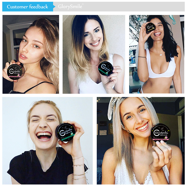 100% Organic Coconut Activated Charcoal Natural Teeth Whitening Powder 30g FDA