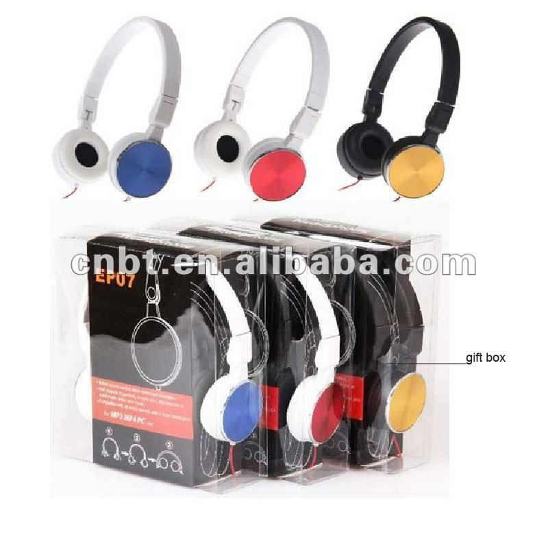 bluetooth headphone with high quality