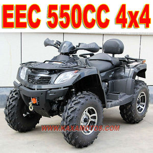 550cc Quad Bike 4x4